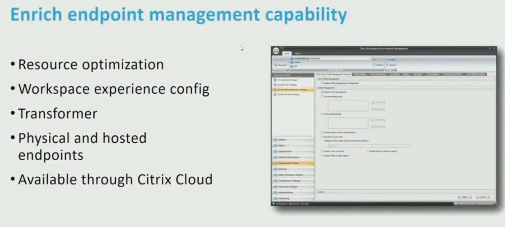 Key Takeaways from Citrix Synergy 2018 Announcements That